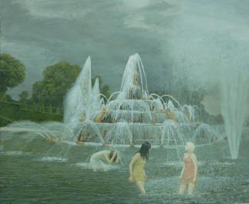 Fountain, 2008 - KUZNETSOV ANTON / АНТОН КУЗНЕЦОВ