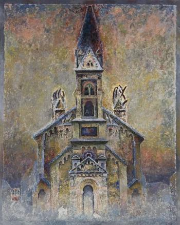 The Church, 2005 - MESHBERG LEV / ЛЕВ МЕЖБЕРГ