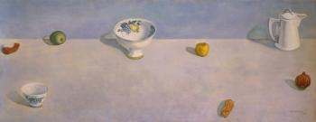 Still Life with Empty, 1980 - ODNORALOV MIKHAIL / МИХАИЛ ОДНОРАЛОВ