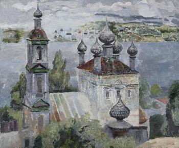 Russian Landscape 3,2006 - MESHBERG LEV / ЛЕВ МЕЖБЕРГ