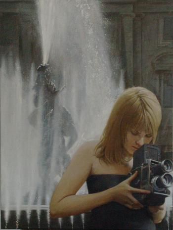Fountain, 2009 - KUZNETSOV ANTON / АНТОН КУЗНЕЦОВ