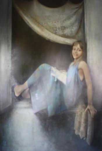 Summer Dreams, 2006 - MINNIBAEVA OLGA / ОЛЬГА МИННИБАЕВА