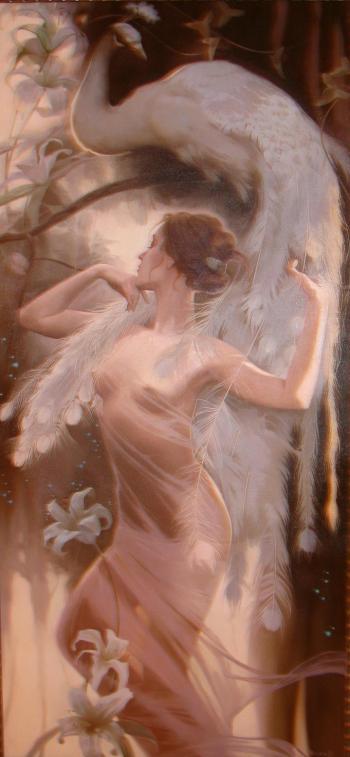 The White Bird, 2006 - VALUEVA SVETLANA / СВЕТЛАНА ВАЛУЕВА