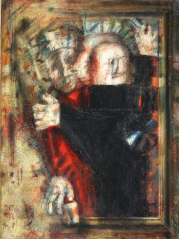 Original on canvas