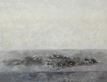 Still Life with Ashes, 1988 - MESHBERG LEV / ЛЕВ МЕЖБЕРГ
