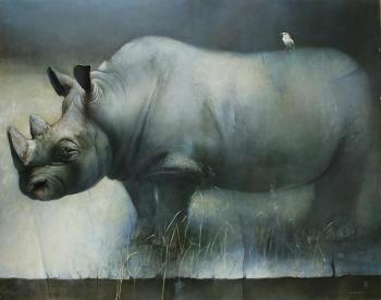 Rhino, 2006 - MINNIBAEVA OLGA / ОЛЬГА МИННИБАЕВА