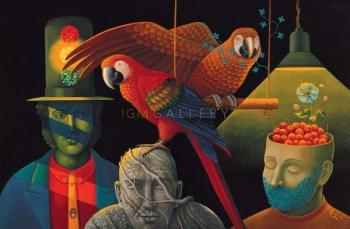 Insomnia, 2002 - TULPANOFF IGOR / ИГОРЬ ТЮЛЬПАНОВ