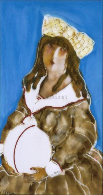 Mary Pickford, 2006 - KHAMDAMOV RUSTAM / РУСТАМ ХАМДАМОВ