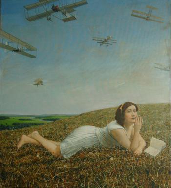 The Poetess, 2009 - KUZNETSOV ANTON / АНТОН КУЗНЕЦОВ