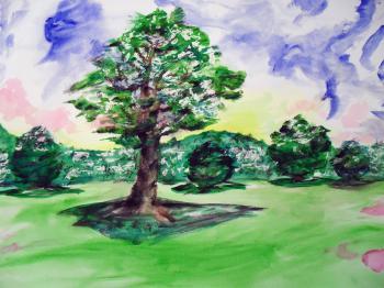 The Color Outside - Joseph Zubrovich
