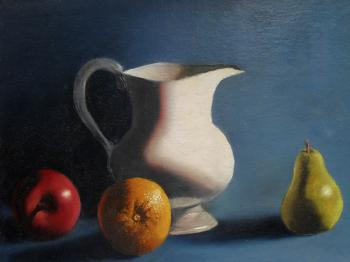 Stillife-color - Joseph Zubrovich