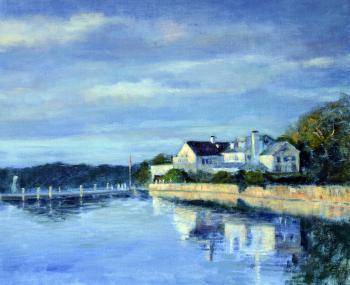 Bullhead Bay, Long Island NY - Joseph Palazzolo