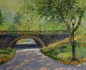 Glade Arch, Central Park - Joseph Palazzolo