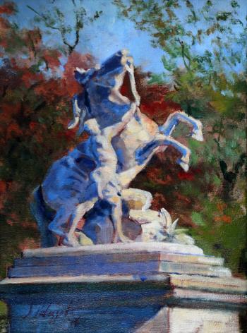 In Gerry Park, Roslyn NY - Joseph Palazzolo