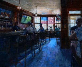 Indian Wells Tavern, Amagansett, NY - Joseph Palazzolo