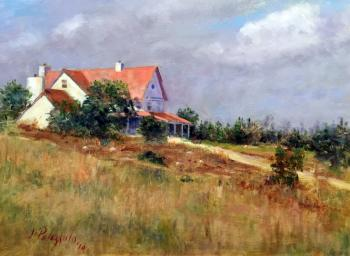 Maine Landscape - Joseph Palazzolo
