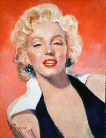 Marilyn - Joseph Palazzolo