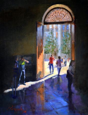 Oficina Tursimo de Granada - Joseph Palazzolo