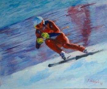 Olympics Inspiration - Joseph Palazzolo