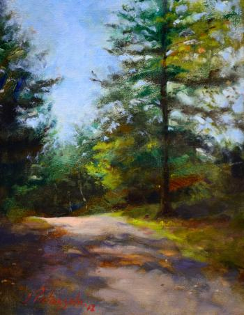 On Lighthouse Road, Owl's Head, Maine - Joseph Palazzolo