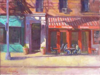 Cornelia Street Cafe, New York City - Joseph Palazzolo