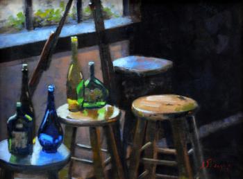 Studio Corner - Joseph Palazzolo