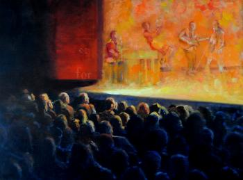 The Audience - Joseph Palazzolo