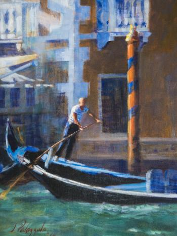 Gondolier - Joseph Palazzolo