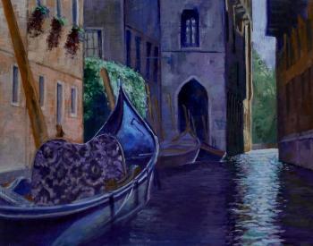 Venetian Morning - Joseph Palazzolo