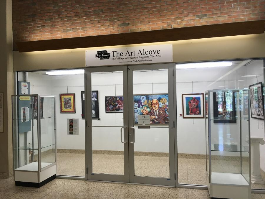Art Alcove Featured Artists
