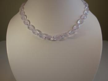 Rose de France Amethyst Necklace - Necklaces
