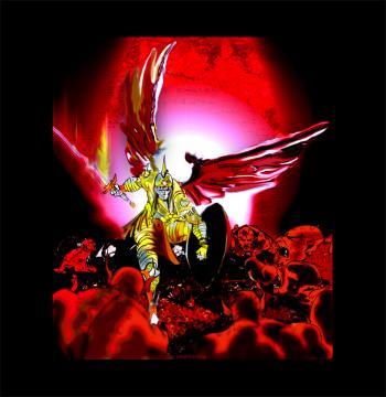St. Michael 3 - David Gomez