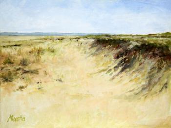 Beach Cliff - Marsha Tarlow Steinberg