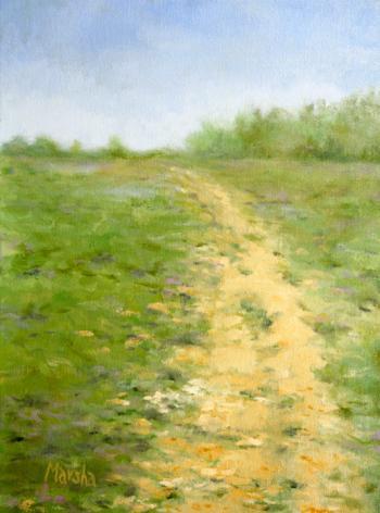 Old Path - Marsha Tarlow Steinberg