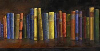 Books-51x26-panel2 - Marsha Tarlow Steinberg