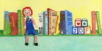 Books for babies ORIGINAL - Marsha Tarlow Steinberg