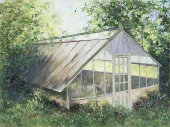 Green house - Marsha Tarlow Steinberg