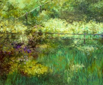 Green Meadow - Marsha Tarlow Steinberg