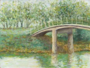 Hazy-bridge - Marsha Tarlow Steinberg