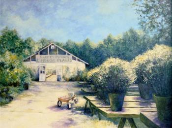Nursery Rt 25 - Marsha Tarlow Steinberg