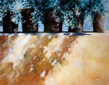 Mexican Pots - Marsha Tarlow Steinberg