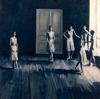 Ballet Class - Marsha Tarlow Steinberg