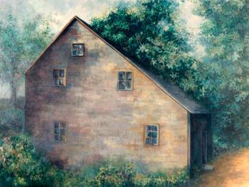 Old House - Marsha Tarlow Steinberg