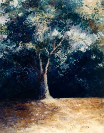 Island Tree - Marsha Tarlow Steinberg