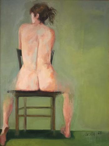 Nude - Marsha Tarlow Steinberg