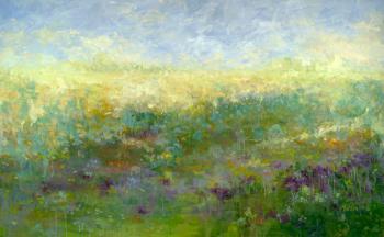 My Garden - Marsha Tarlow Steinberg