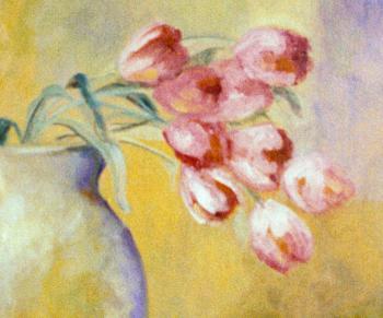 Tulips - Marsha Tarlow Steinberg