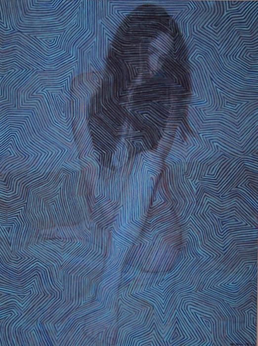 Blue - Michael Clune