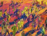 Coming & Going Sunset - Violet Baxter