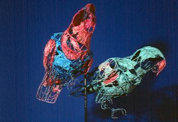 Parrot Mates - Anneli Arms